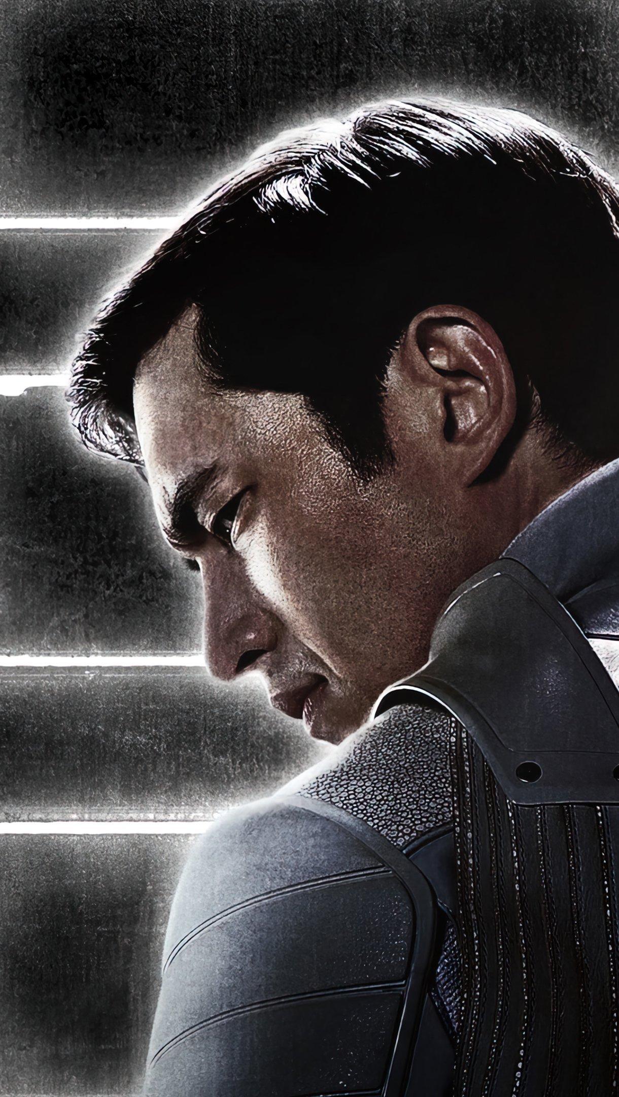 Wallpaper Andrew Koji in Snake Eyes Movie Vertical