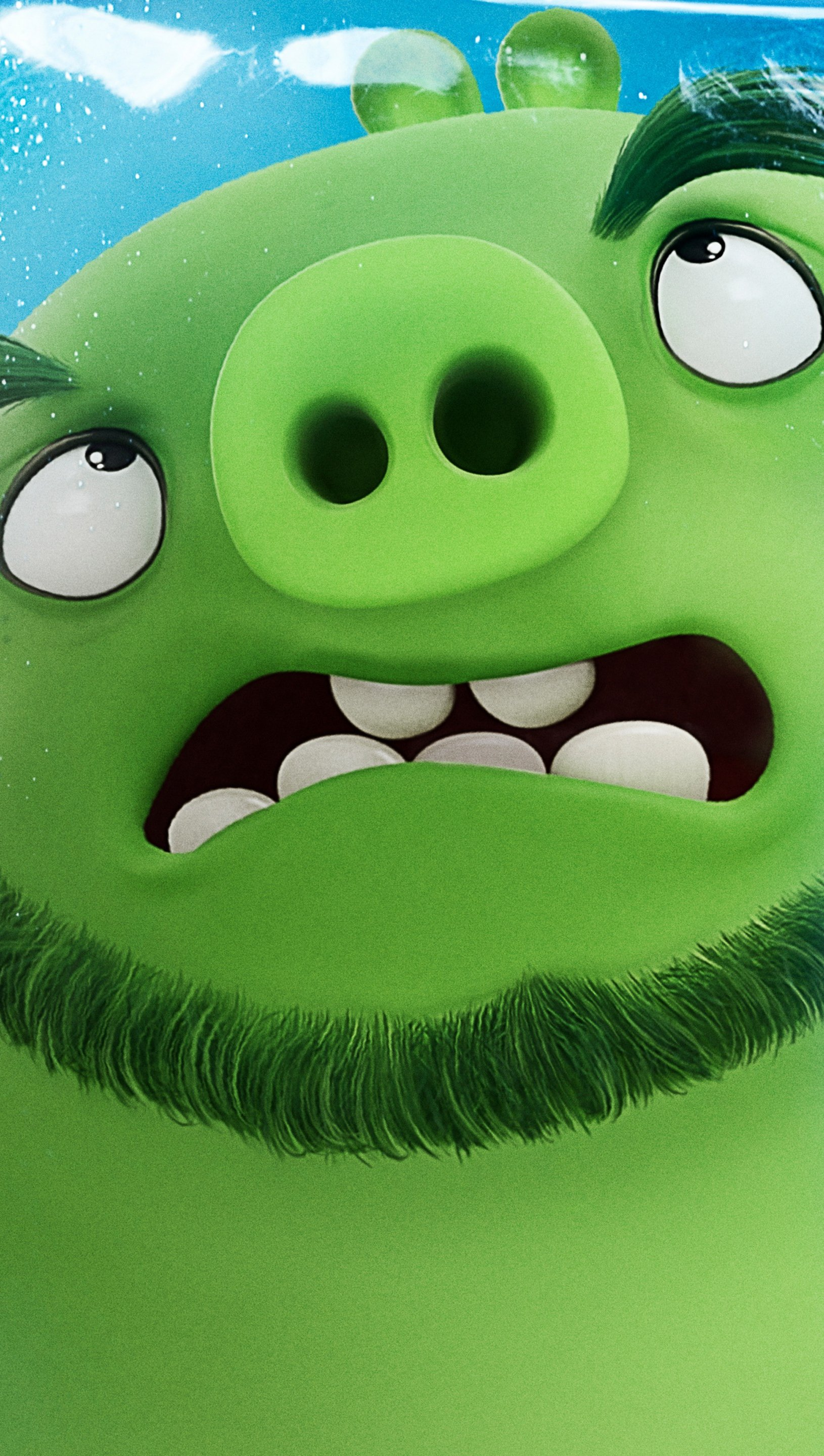 Wallpaper The Angry Birds Movie 2 Vertical