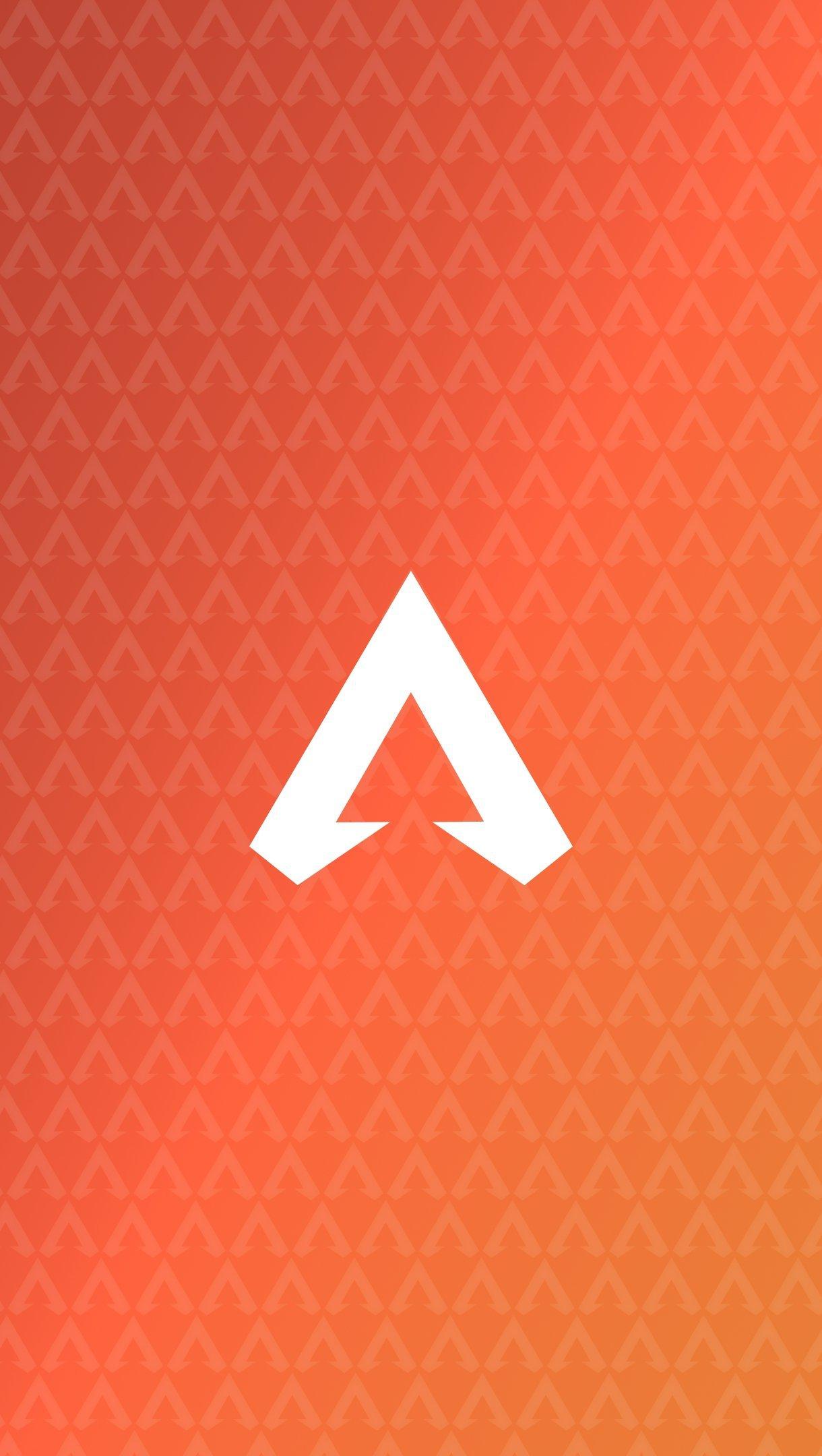 Wallpaper Apex Legends logo Vertical