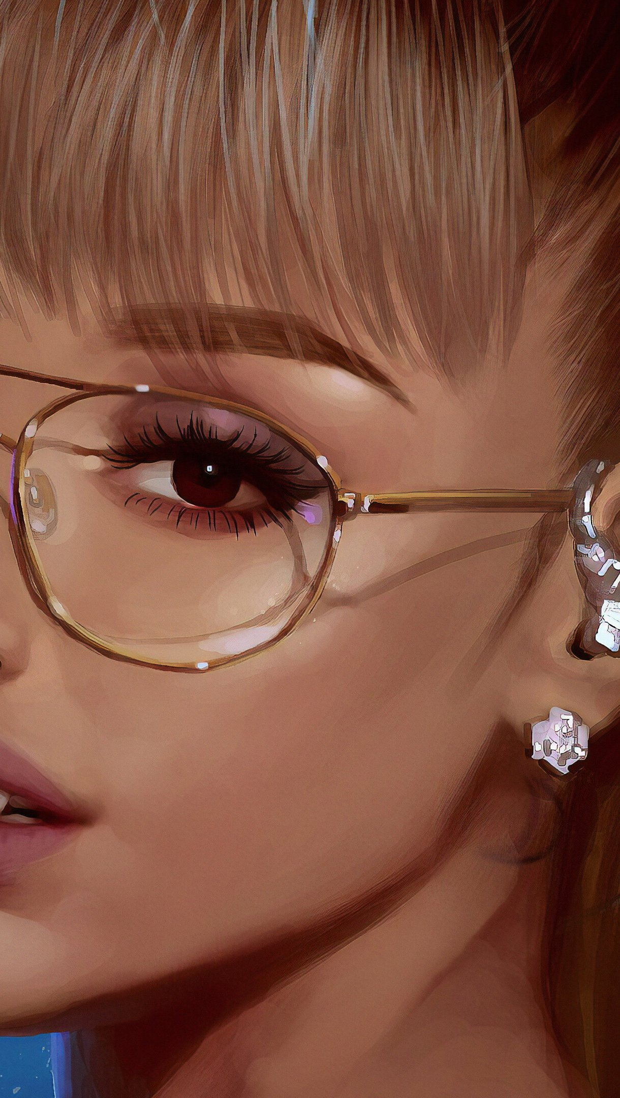Fondos de pantalla Ariana Grande Fanart Vertical