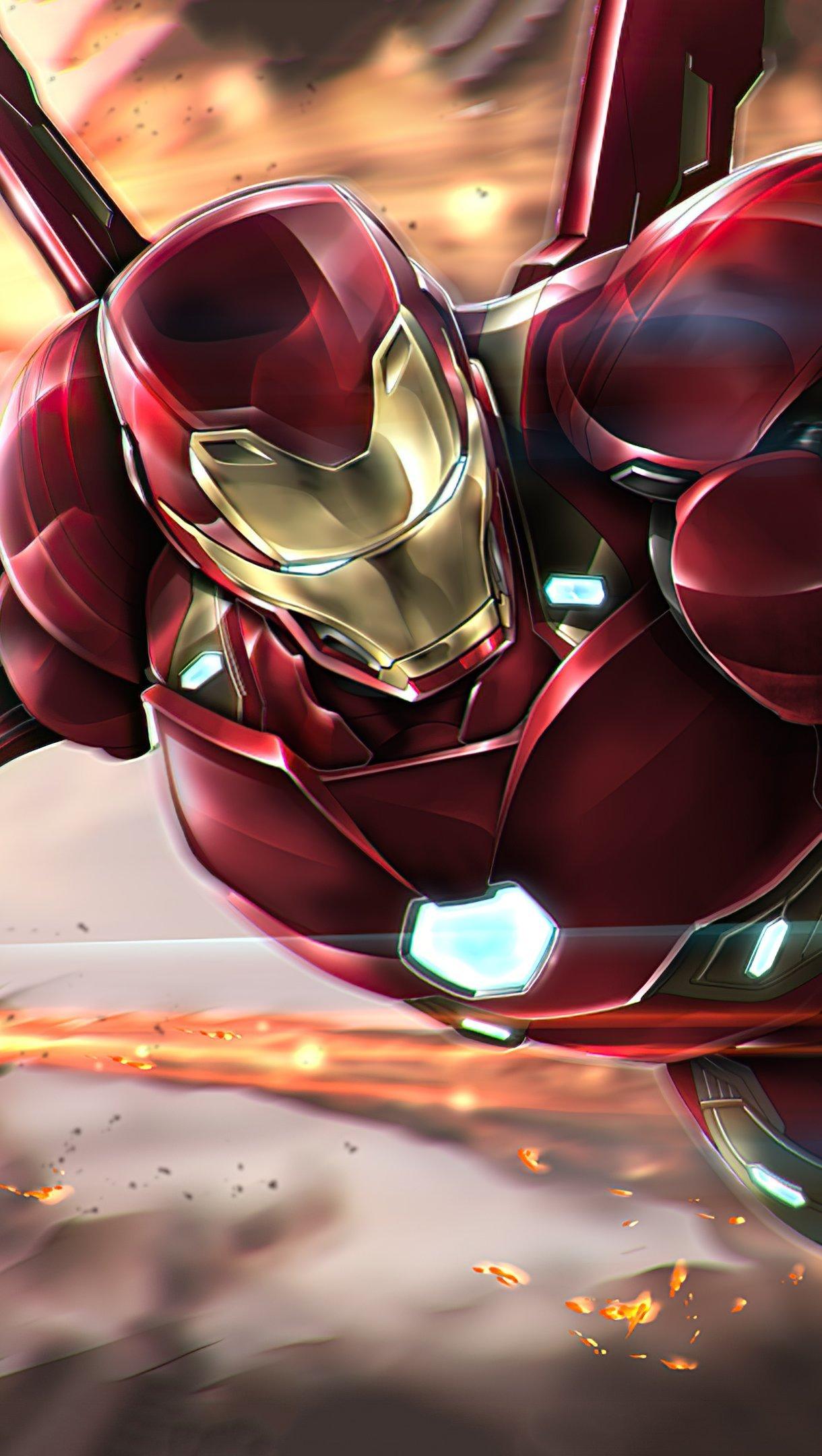 Fondos de pantalla Armadura de Iron Man 2020 Vertical