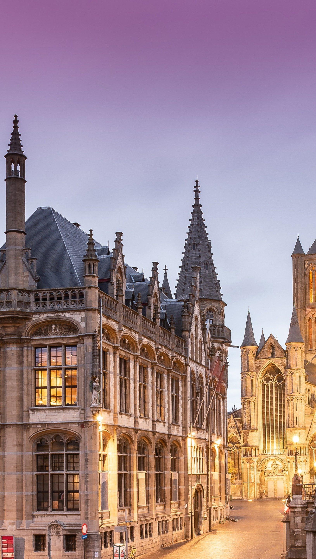 Fondos de pantalla Arquitectura en Bélgica Vertical