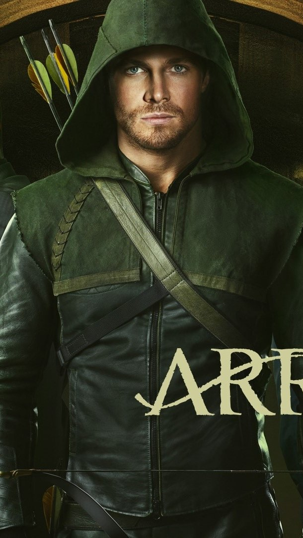 Wallpaper Arrow CW Series Vertical