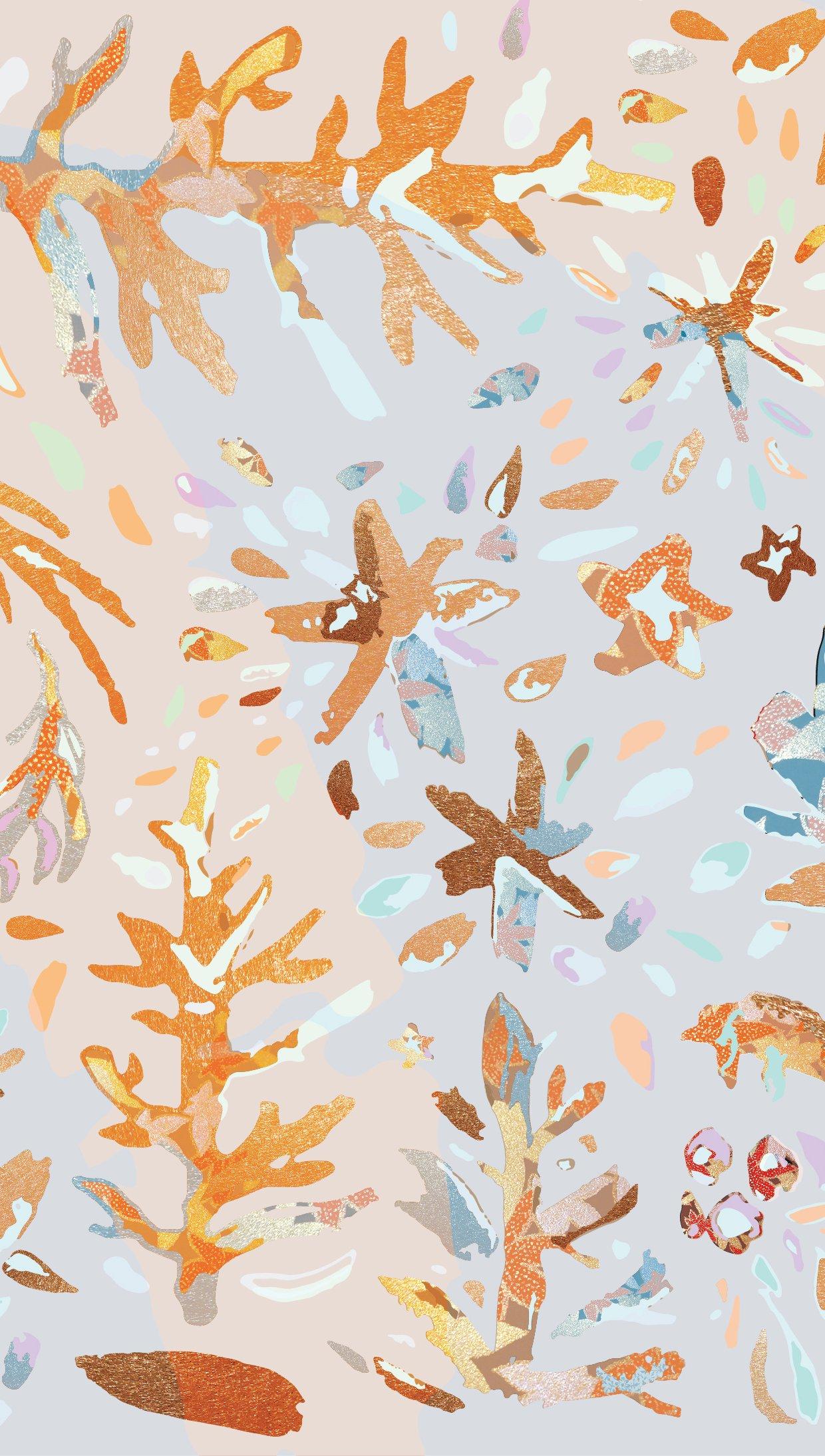 Fondos de pantalla Arte Naturaleza Abstracta Vertical