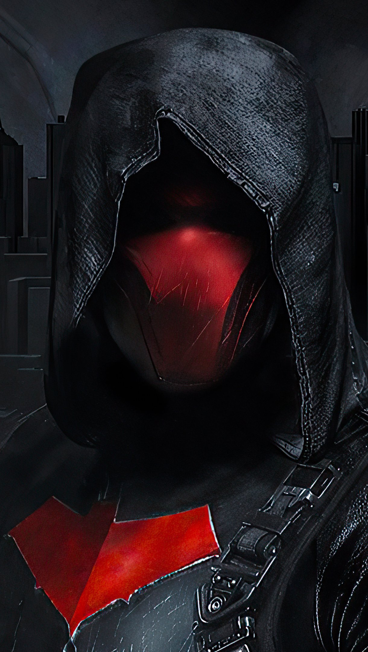 Fondos de pantalla Artwork de Red Hood 2020 Vertical