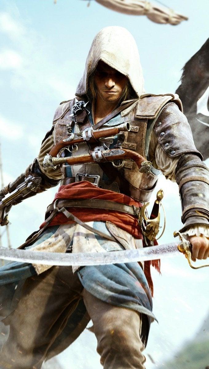 Fondos de pantalla Assassins Creed 4 Vertical