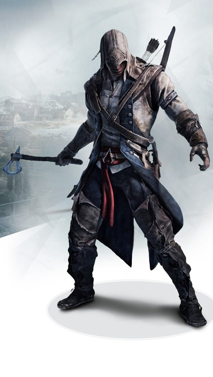 Fondos de pantalla Assassins Creed Altairs Chronicles Vertical