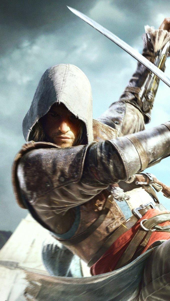 Fondos de pantalla Assassins Creed IV Vertical