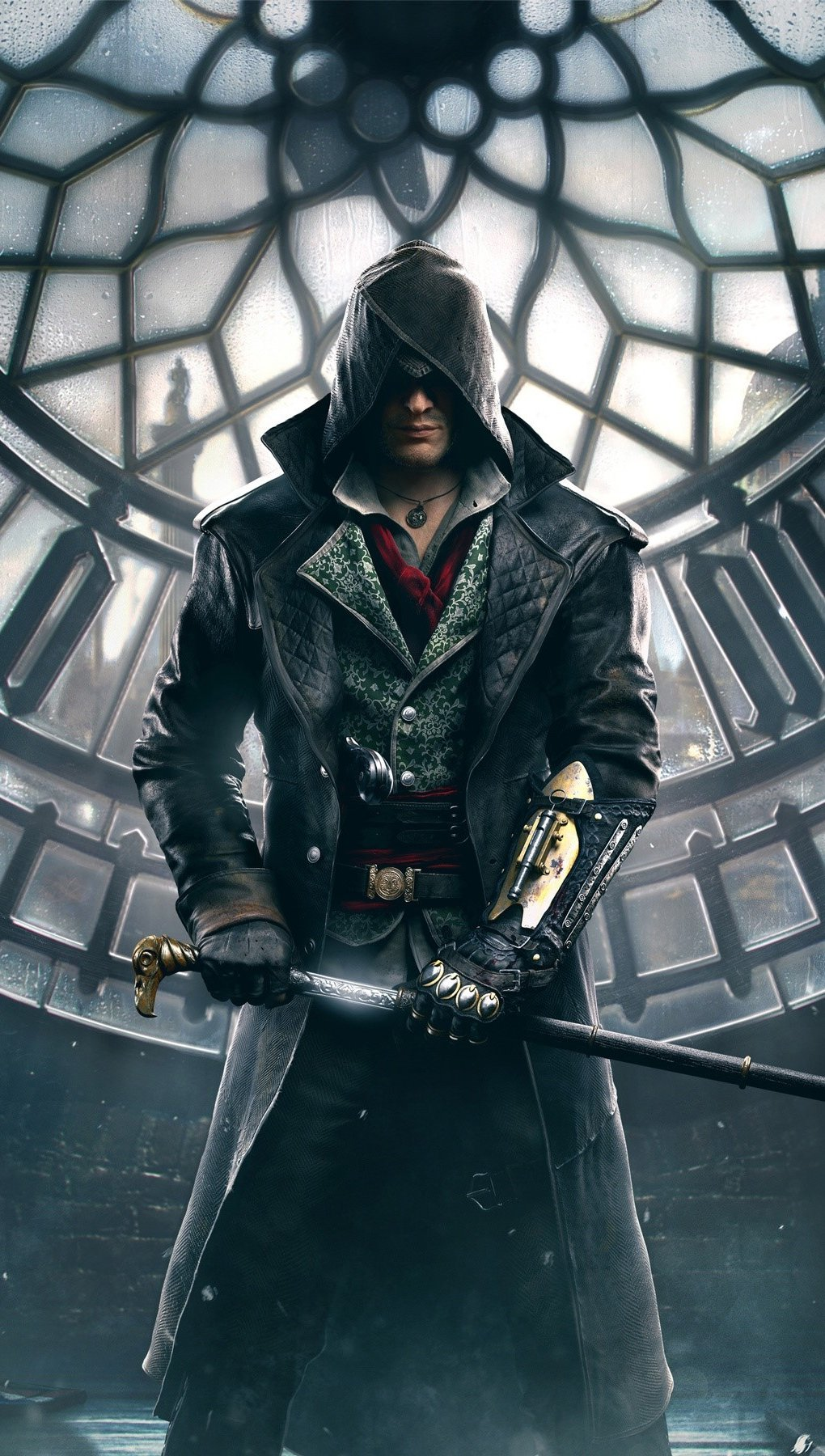 Wallpaper Assassins Creed Syndicate Vertical