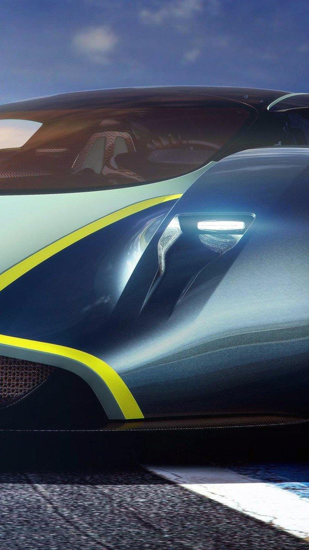 Fondos de pantalla Aston Martin DP Vertical