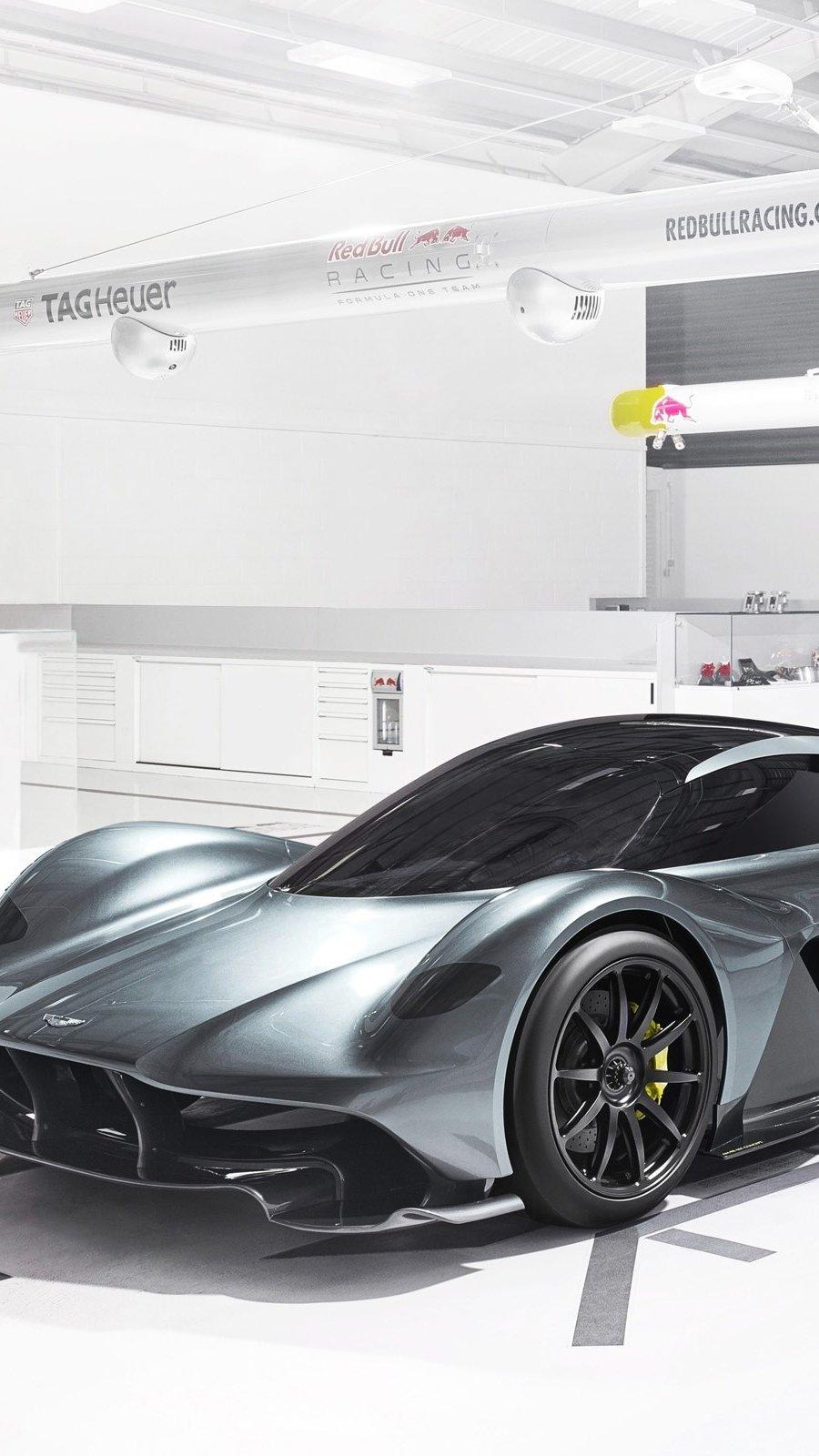 Wallpaper Aston Martin Red Bull AM RB Vertical