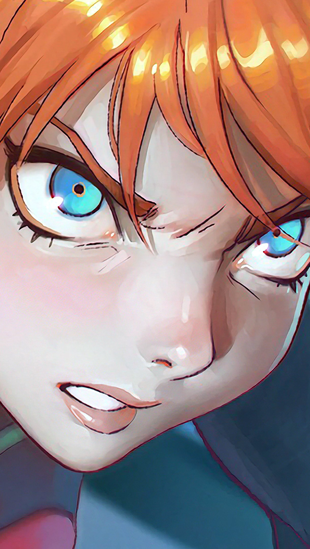 Asuka Langley de Neon Genesis Evangelion Anime Fondo de ...