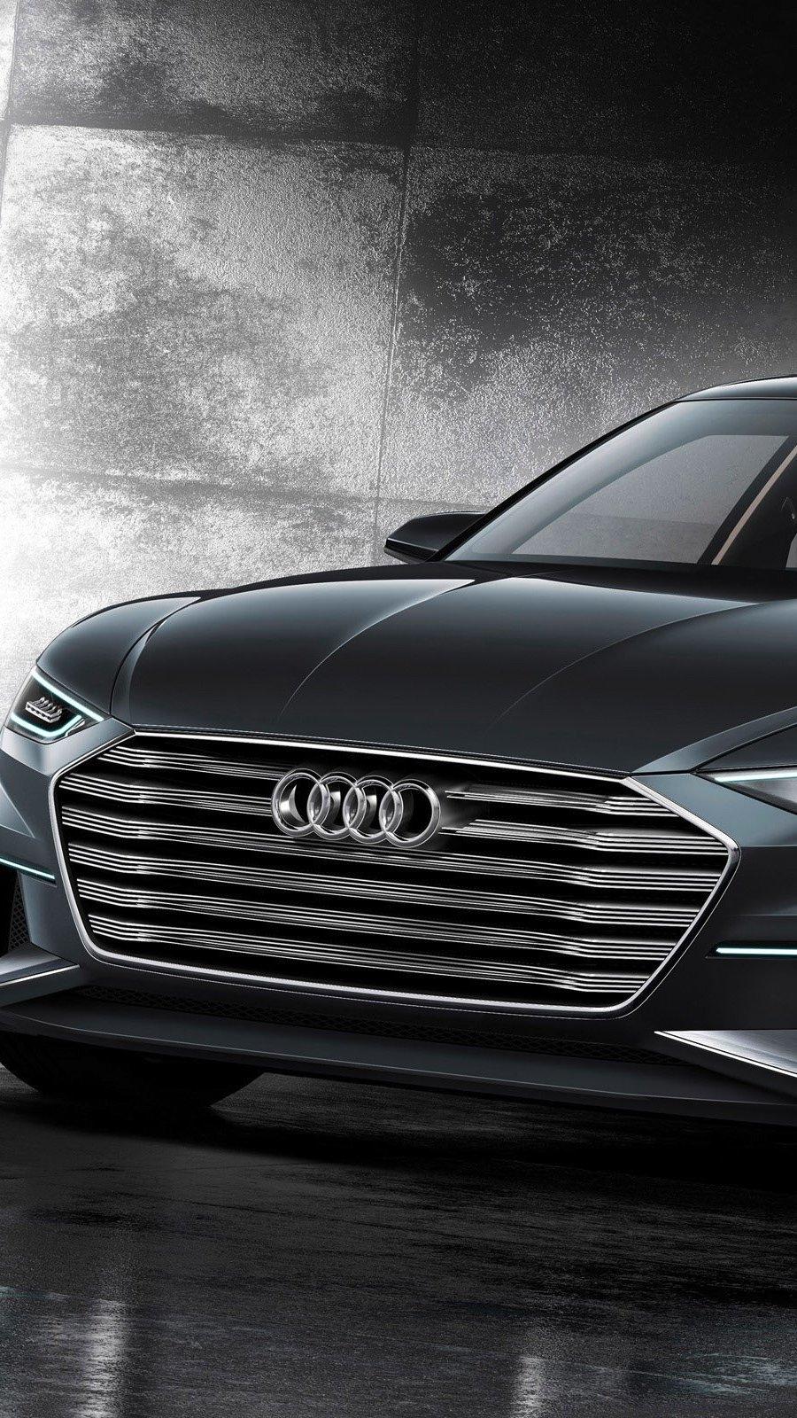 Fondos de pantalla Audi Prologue Avant Concept Vertical