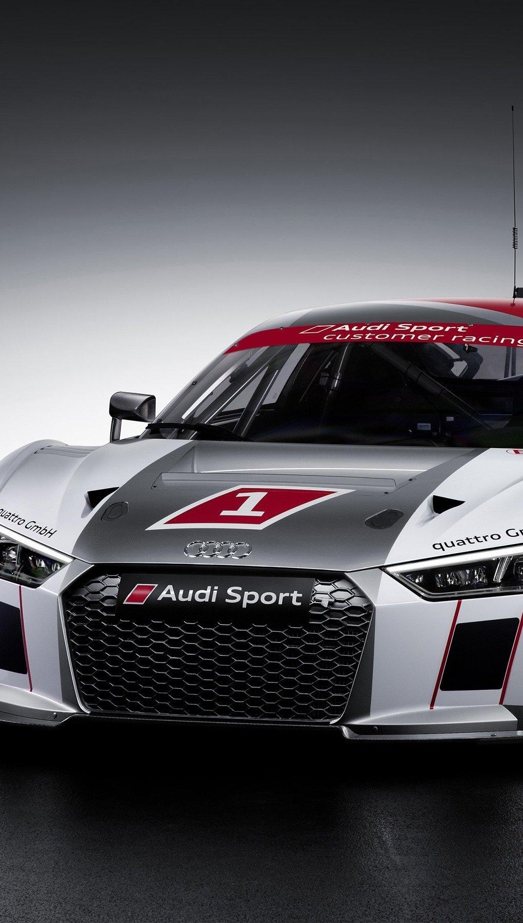 Fondos de pantalla Audi R8 LMS Vertical