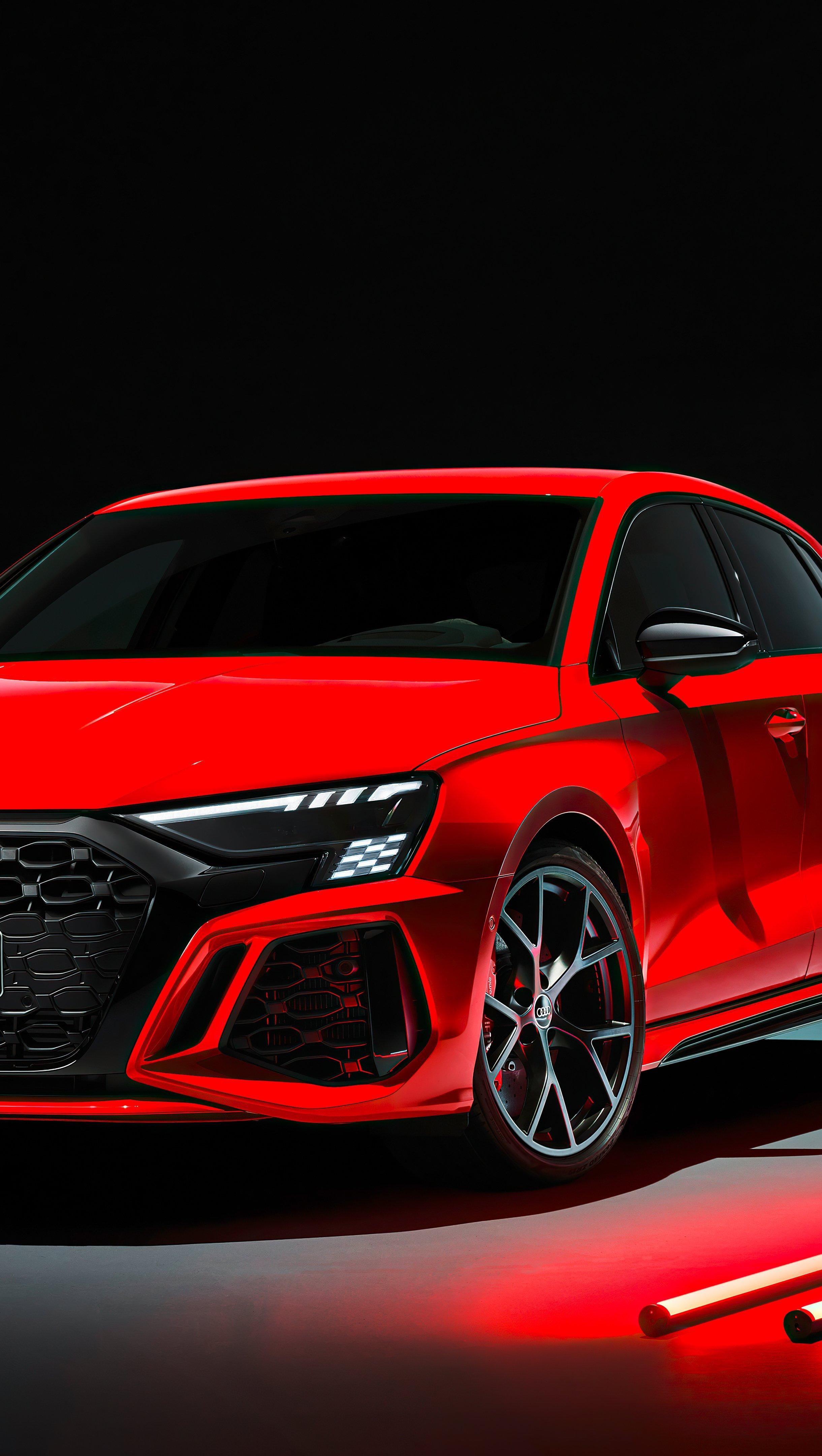 Wallpaper Audi RS 3 Sportback Vertical