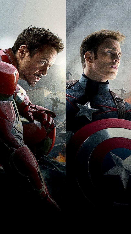 Wallpaper Avengers Vertical