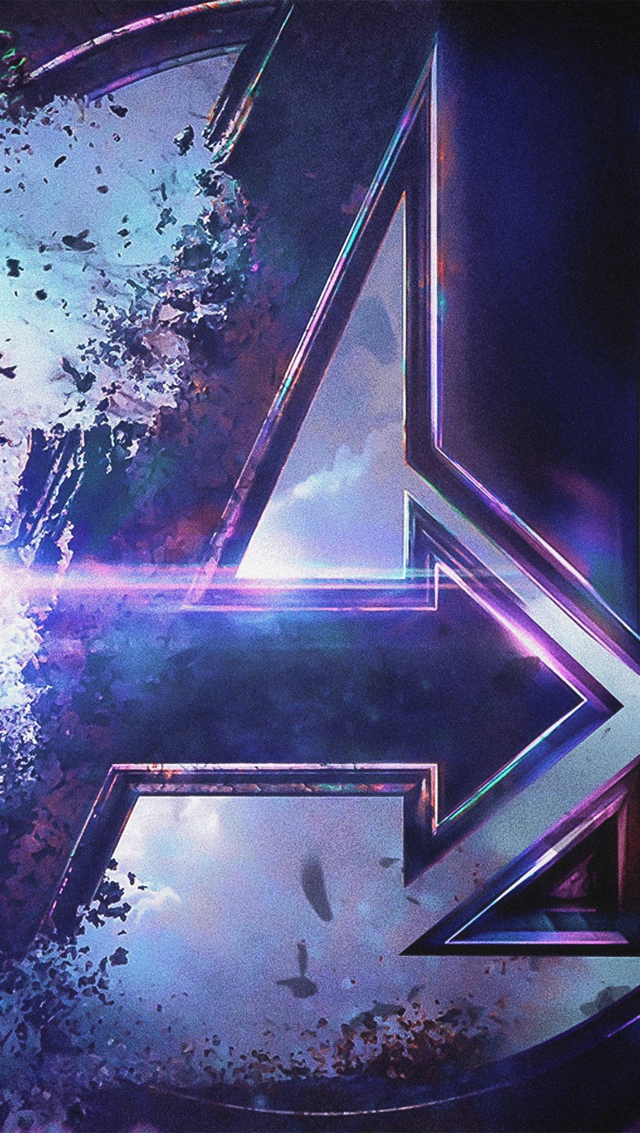 Wallpaper Avengers Endgame Vertical