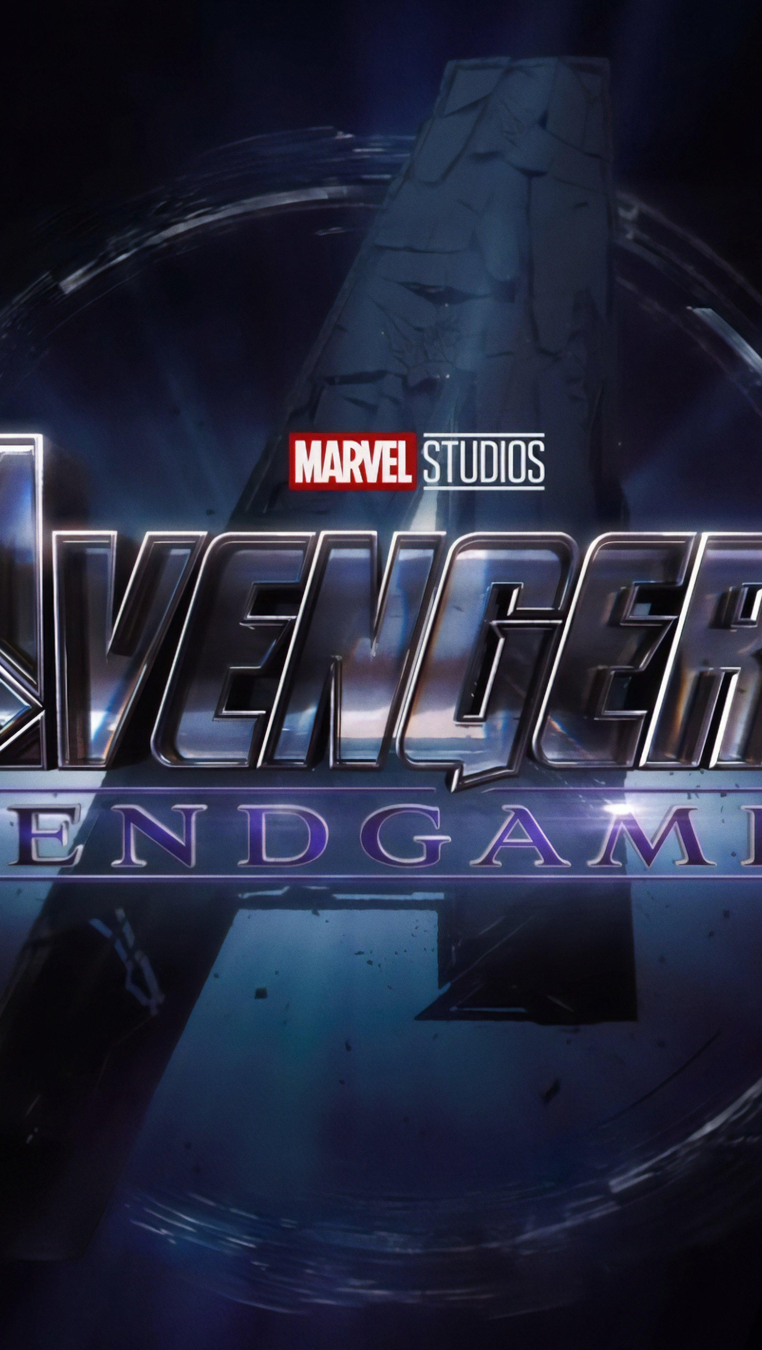 Wallpaper Avengers Endgame Marvel Studios Vertical