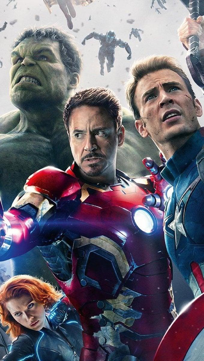 Fondos de pantalla Avengers Era de Ultron Vertical