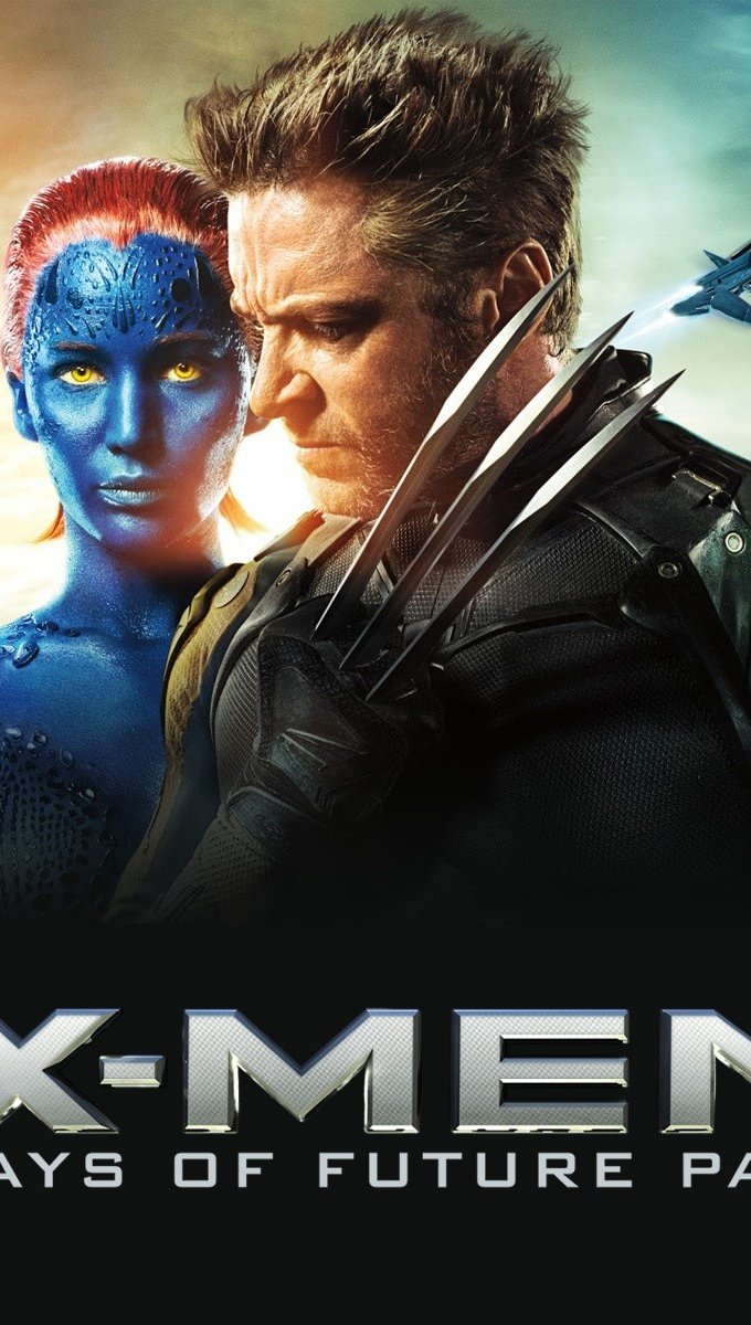 Wallpaper X Men banner Vertical