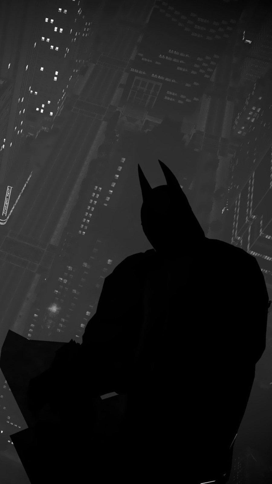 Wallpaper Batman Vertical