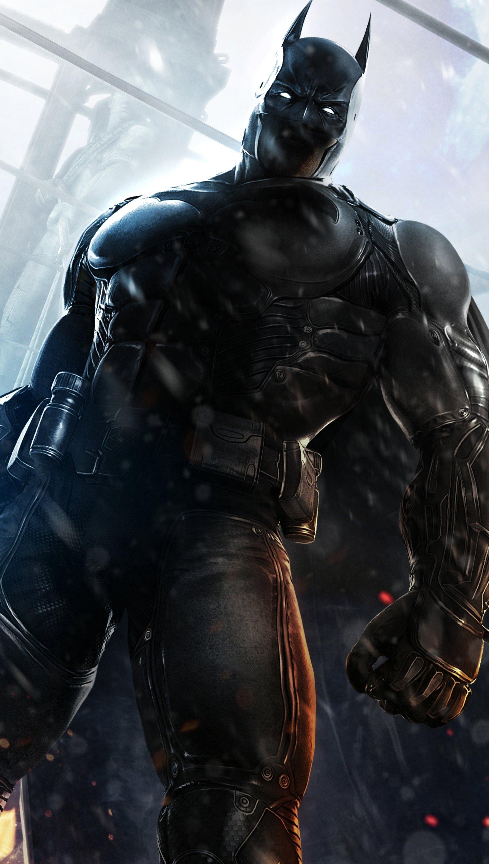 Fondos de pantalla Batman Arkham Origins 2021 Vertical