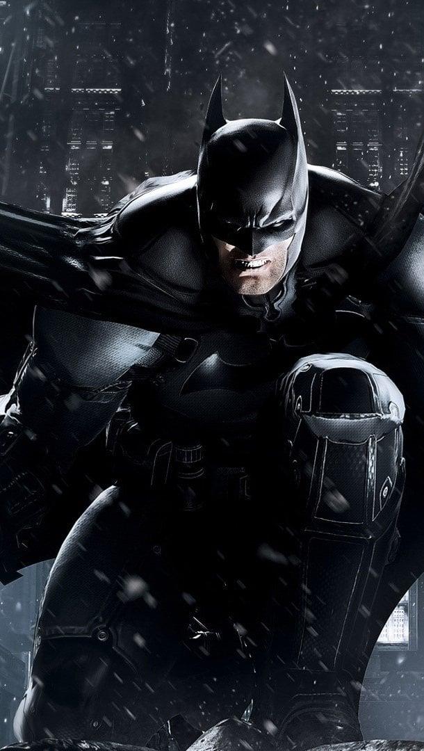 Fondos de pantalla Batman Arkham Origins Vertical