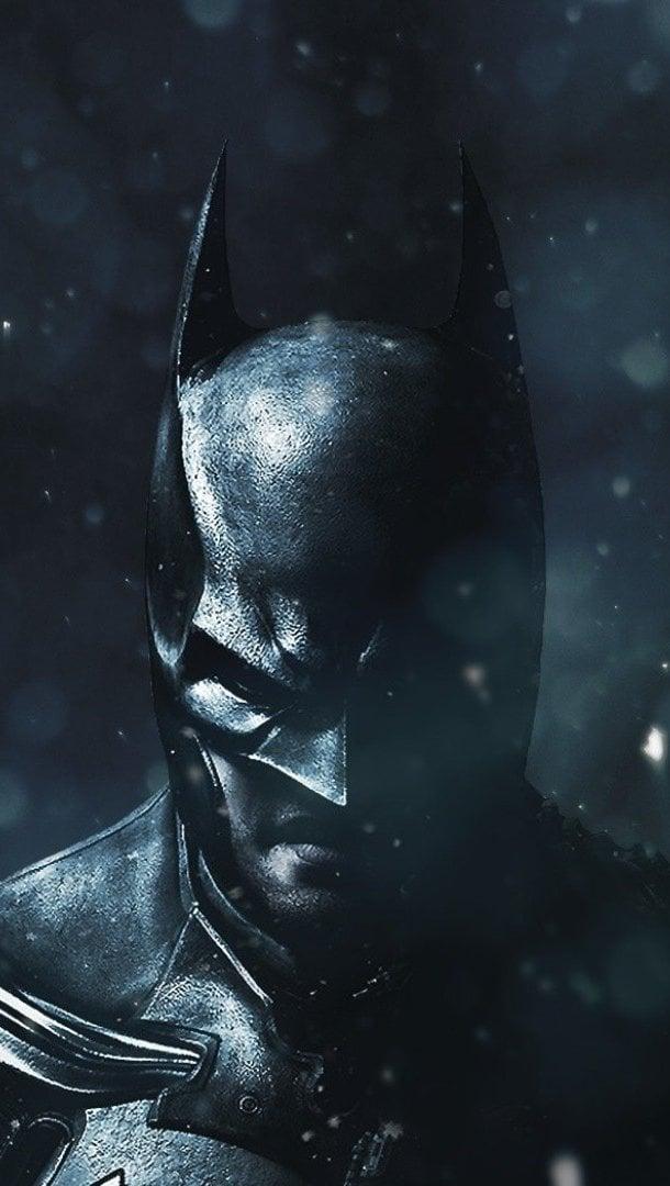 Wallpaper Batman: Arkham Origins Vertical