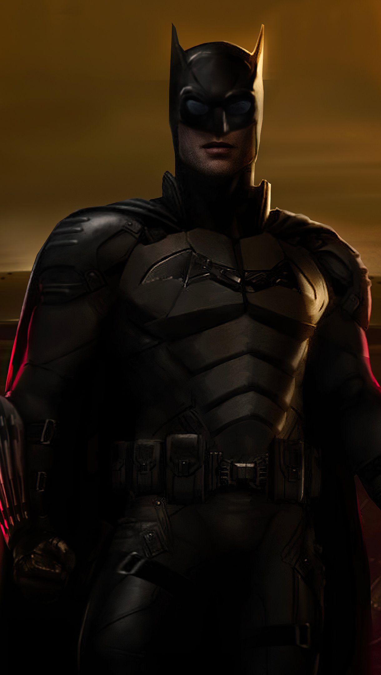 Fondos de pantalla Batman con batimovil Vertical