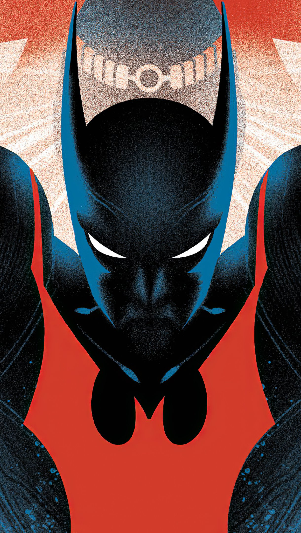 Wallpaper Batman Beyond Vertical