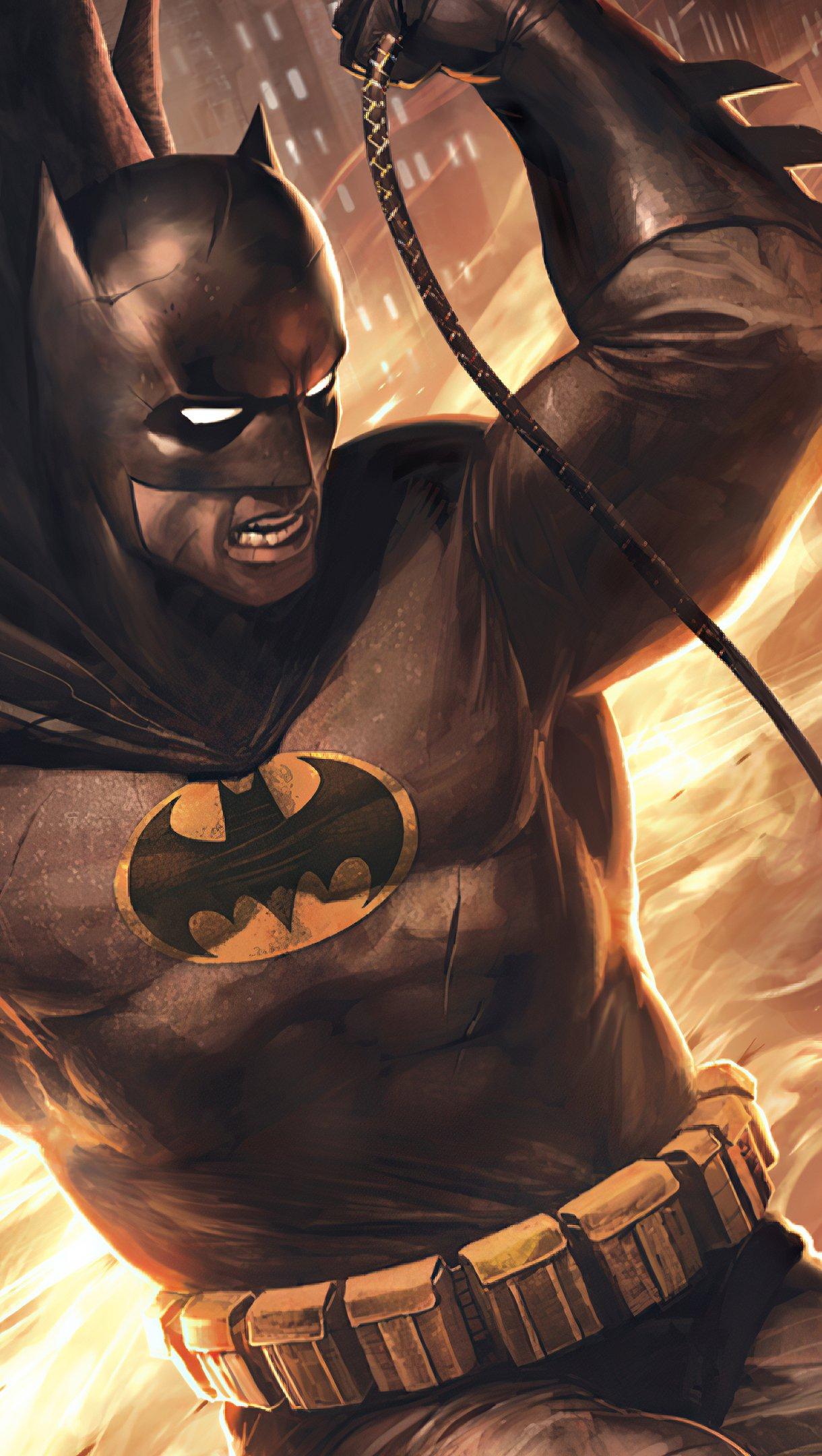 Fondos de pantalla Batman El cabellero de la noche regresa Vertical