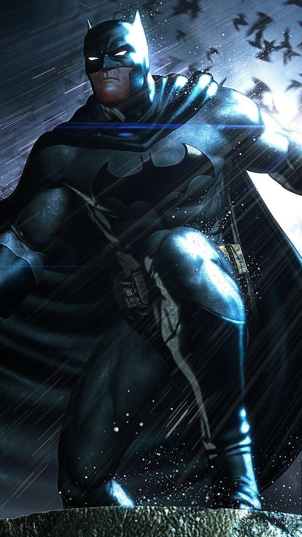 Fondos de pantalla Batman en DC comics Vertical