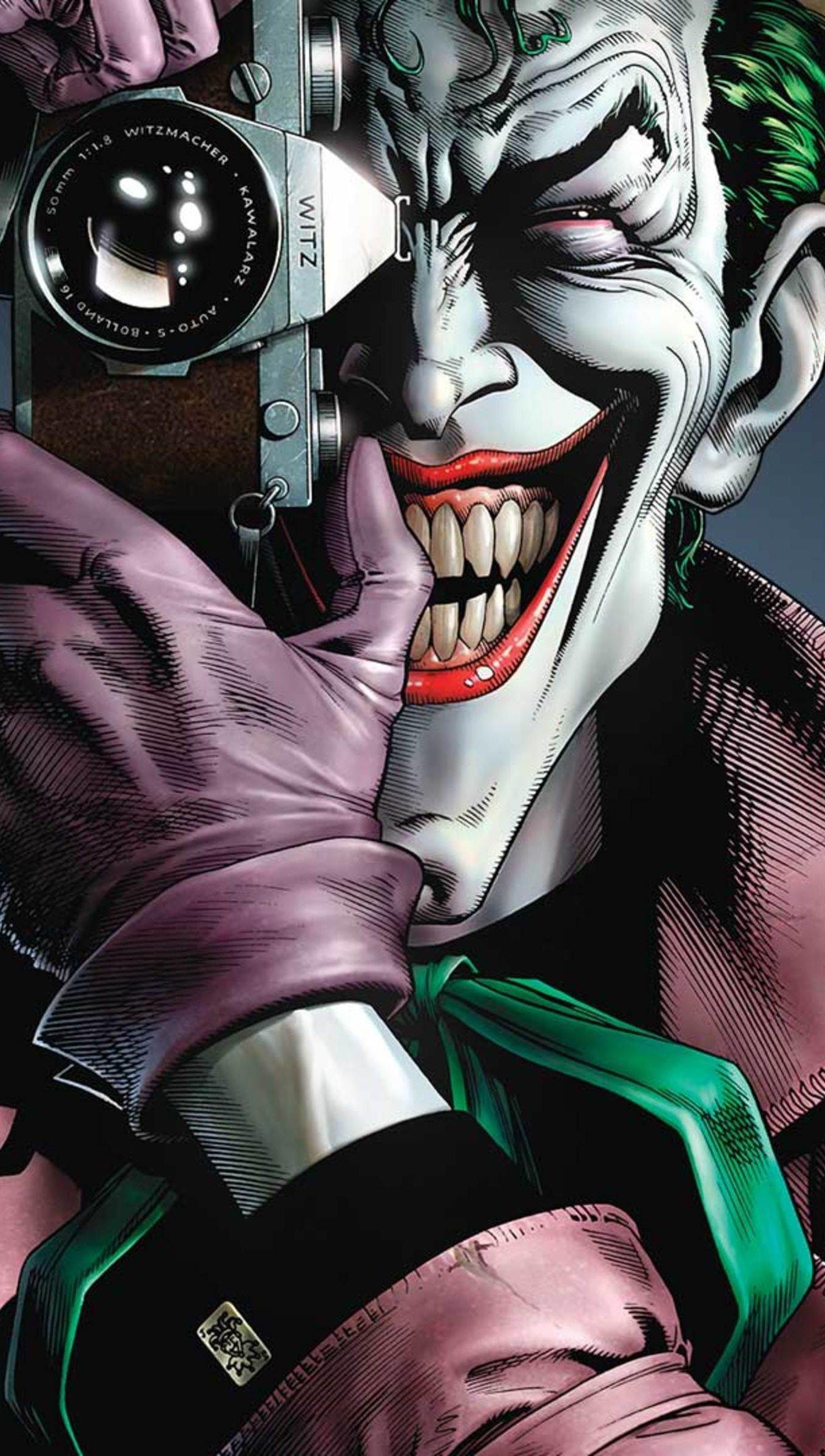 Fondos de pantalla Batman: la broma asesina Vertical