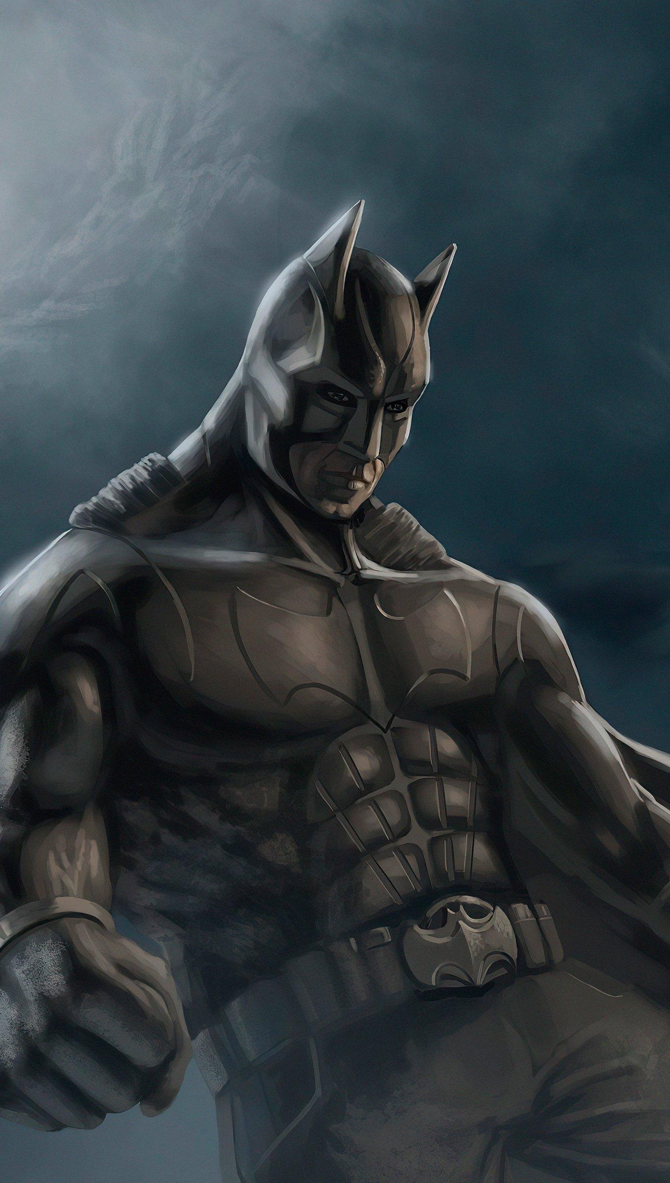 Fondos de pantalla Batman Newart Vertical