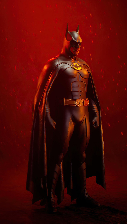 Wallpaper Batman returns 1992 Vertical