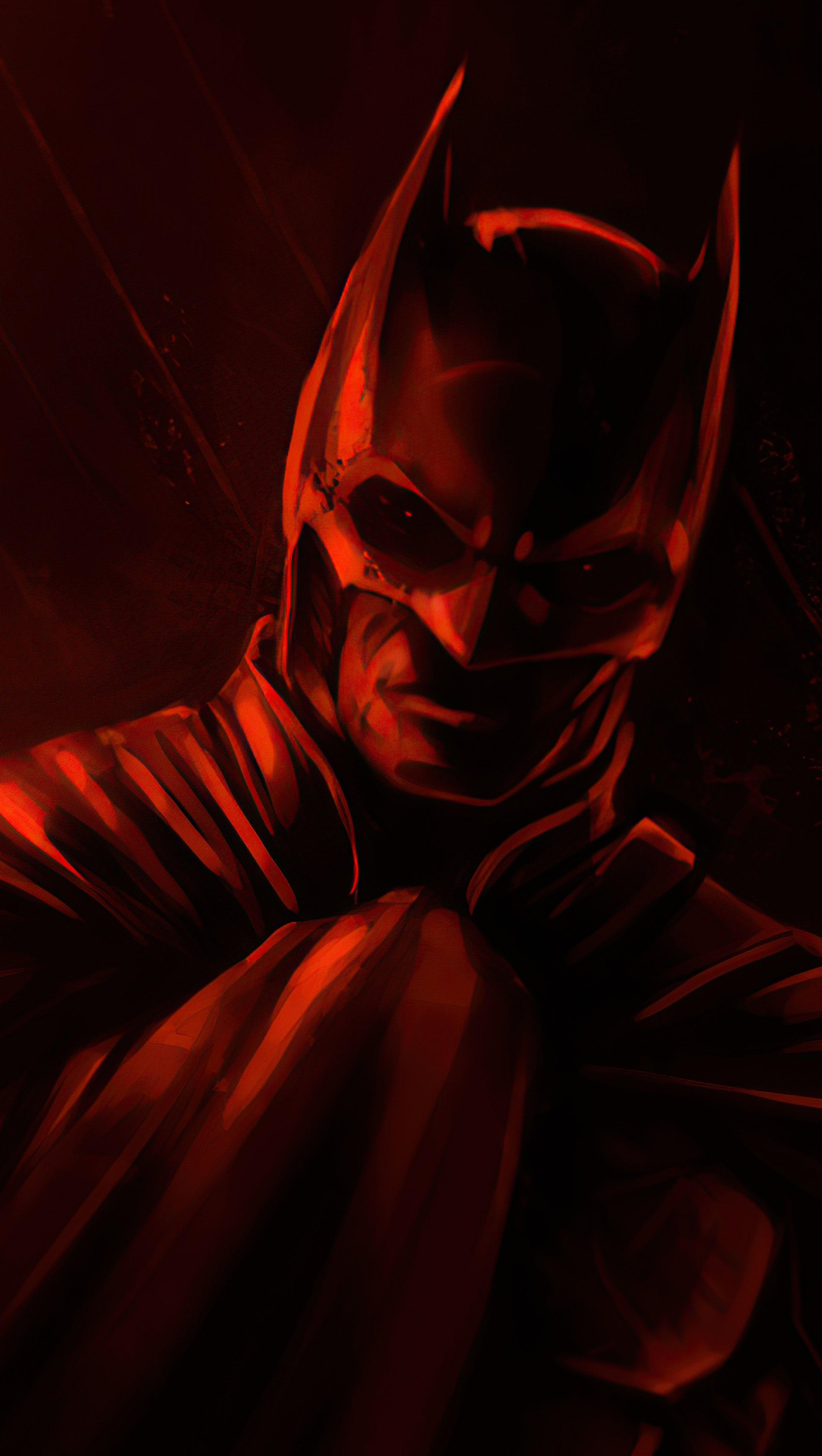 Fondos de pantalla Batman Samurai Vertical