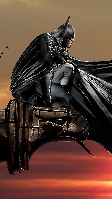 Fondos de pantalla Batman The Gotham Knight Vertical