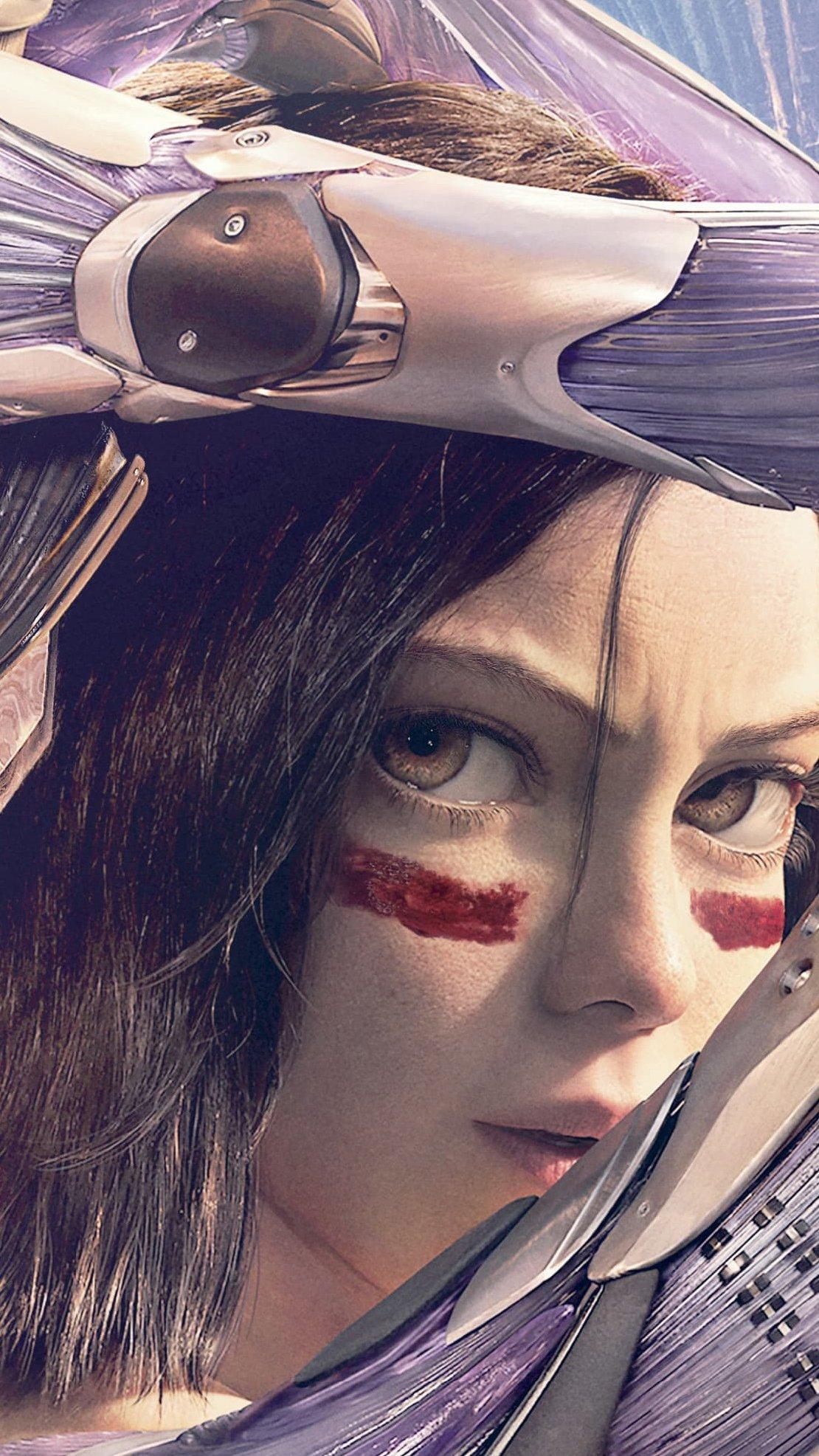 Fondos de pantalla Battle Angel: la última guerrera Fanart Vertical