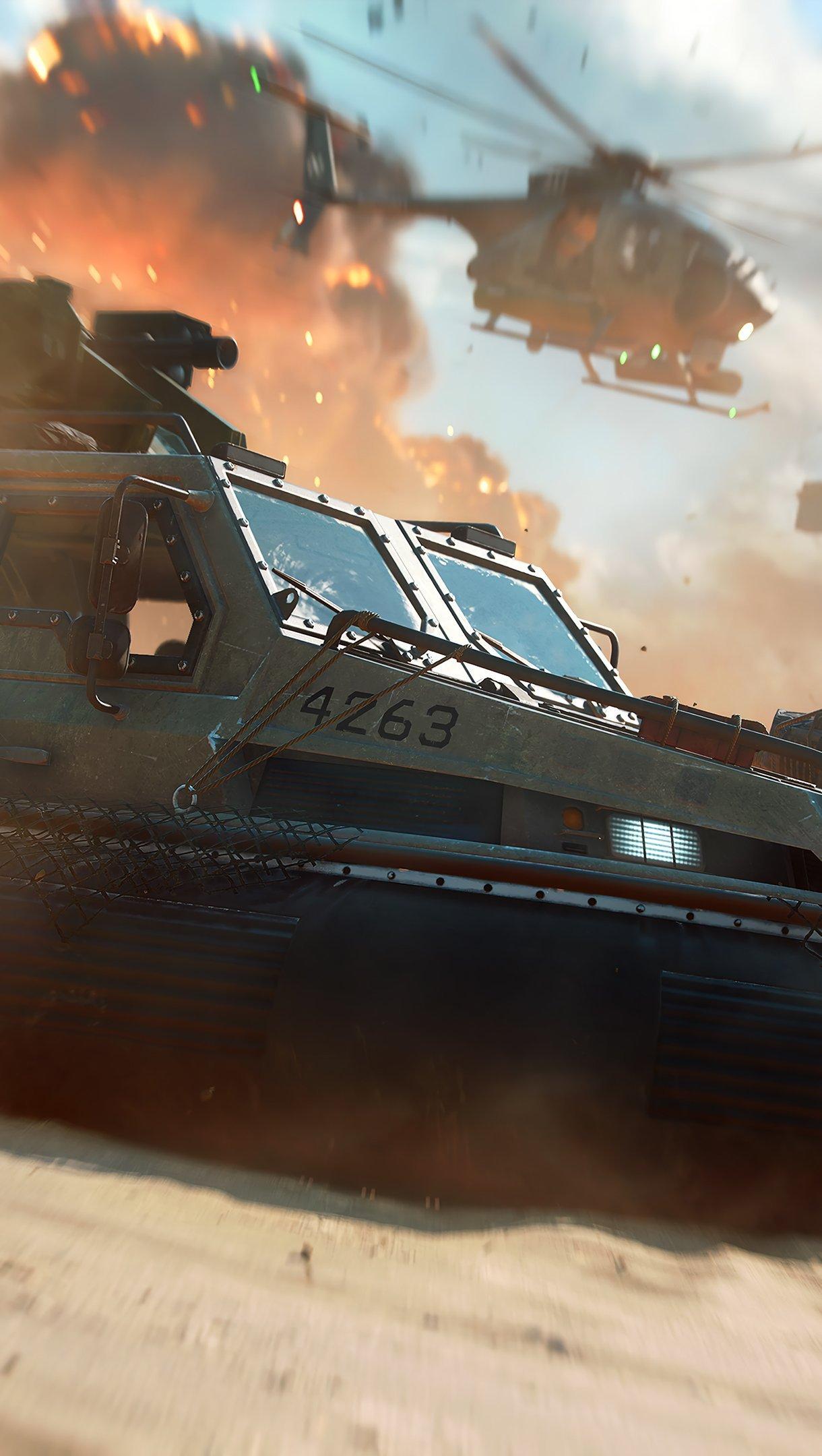 Fondos de pantalla Battlefield 2042 Vertical