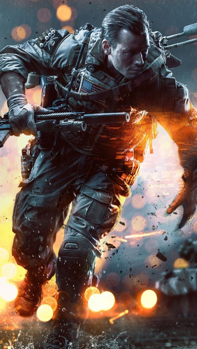 Fondos de pantalla Battlefield 4 China Rising Vertical