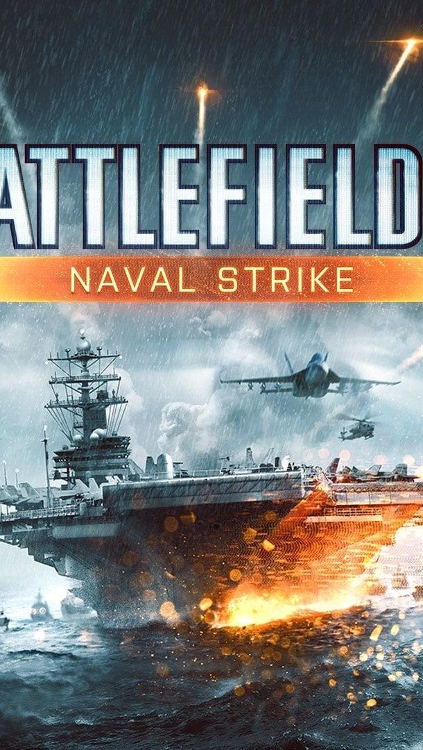 Wallpaper Battlefield 4 Naval Strike Vertical