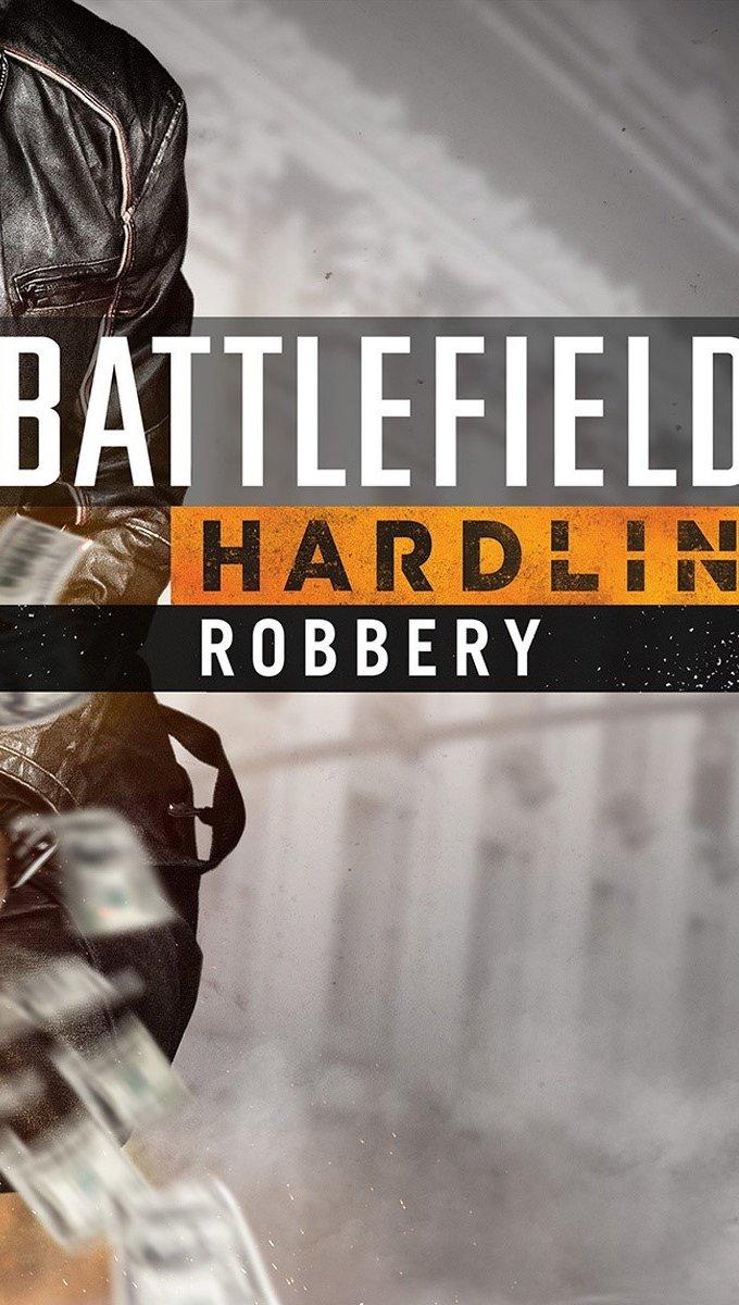 Wallpaper Battlefield Hardline Robbery Vertical