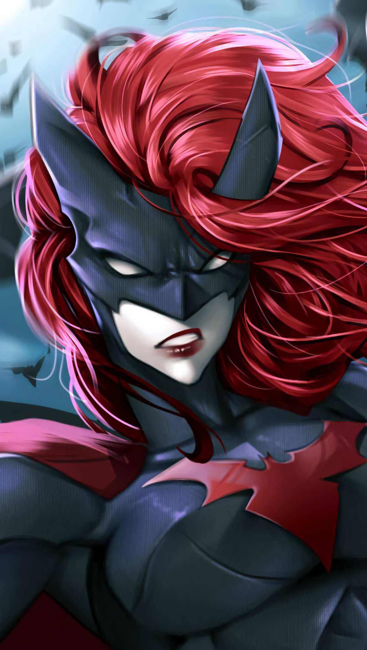 Fondos de pantalla Batwoman Vertical