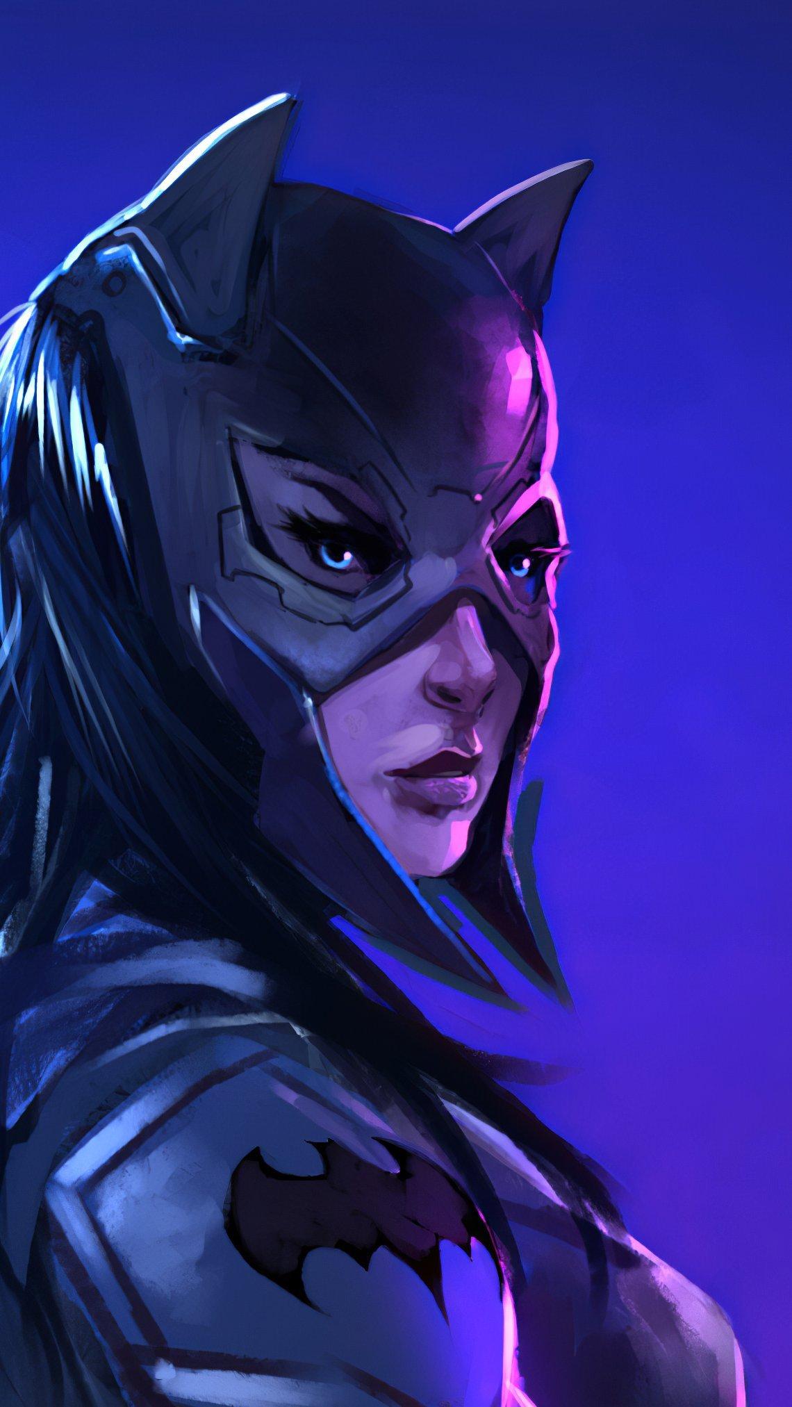 Fondos de pantalla Batwoman Artwork Vertical