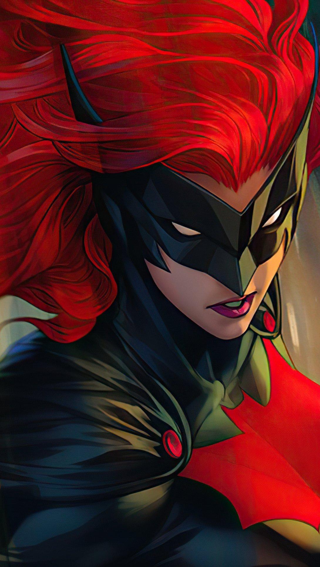 Wallpaper Batwoman Fanart 2020 Vertical