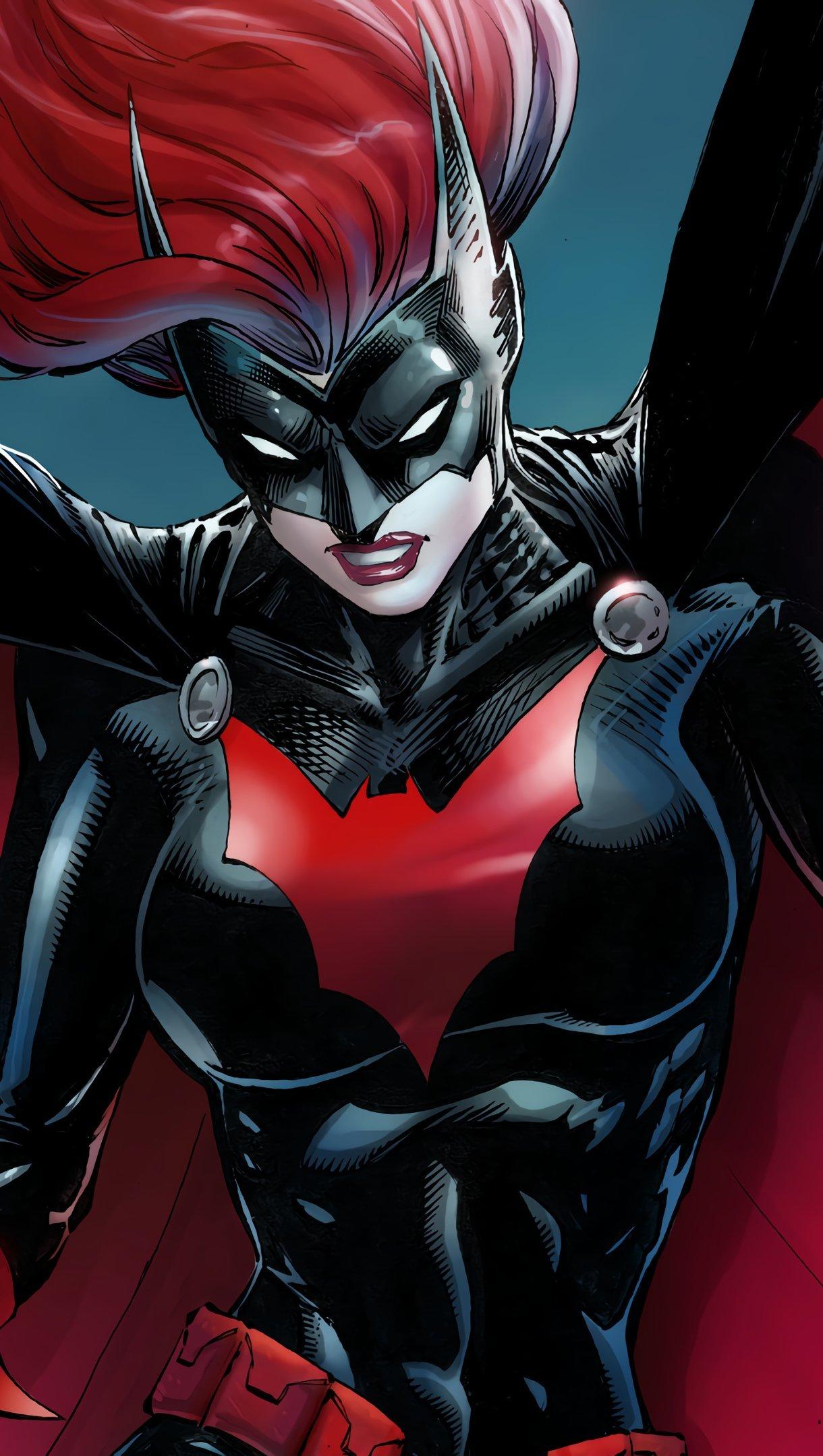 Fondos de pantalla Batwoman Fanart Vertical