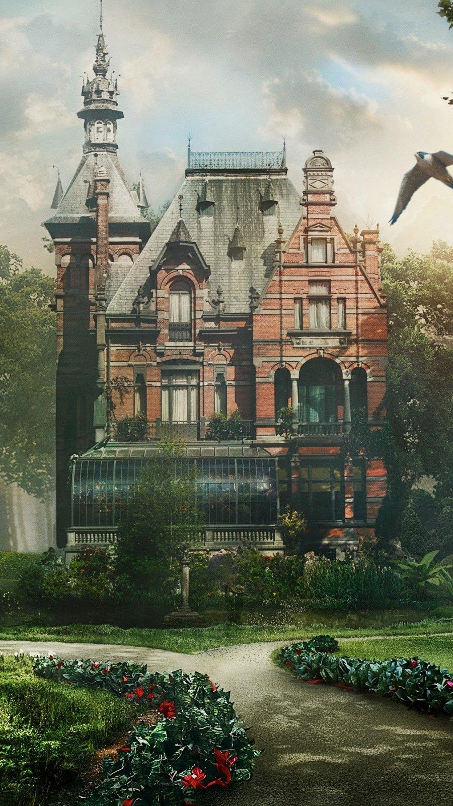 Fondos de pantalla Beautiful Fantasy Deam Home Vertical