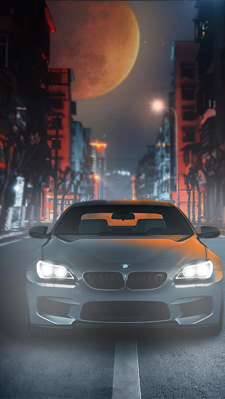Fondos de pantalla BMW Arte Digital Vertical