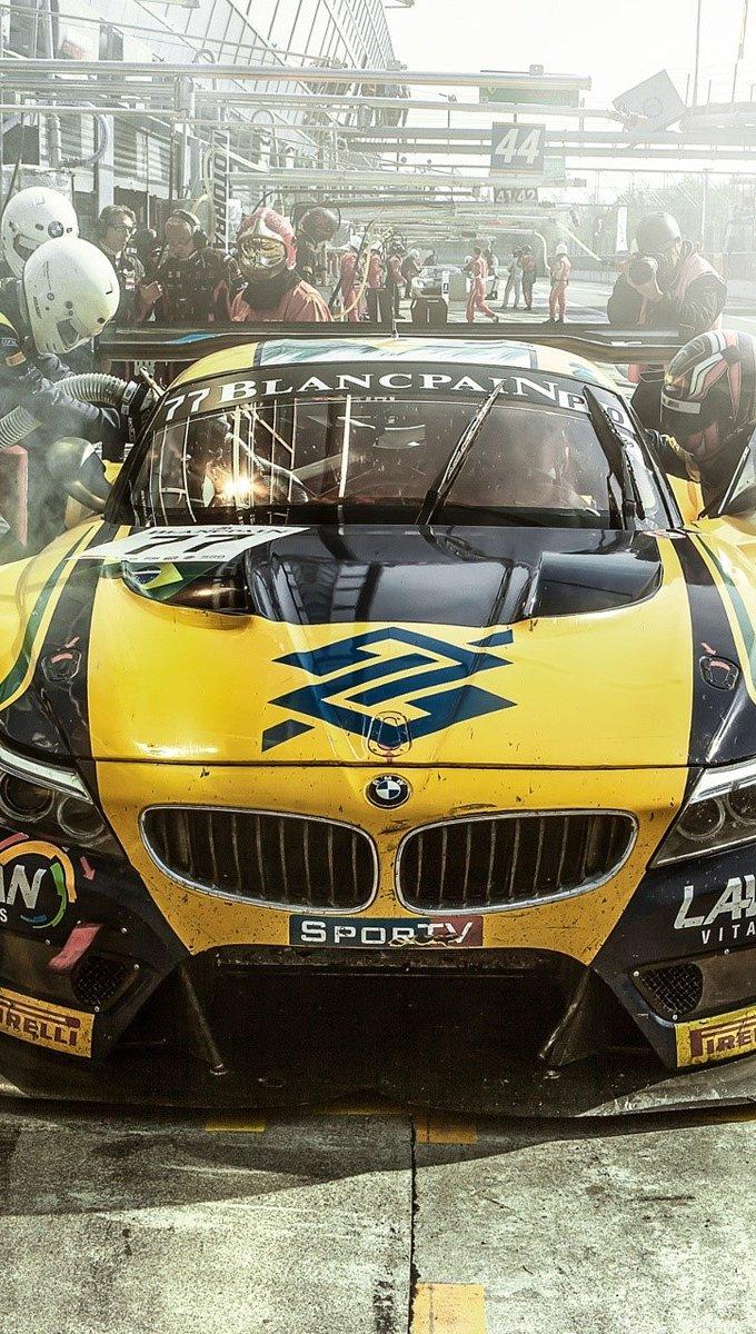 Wallpaper BMW team brazil in Gran turismo Vertical
