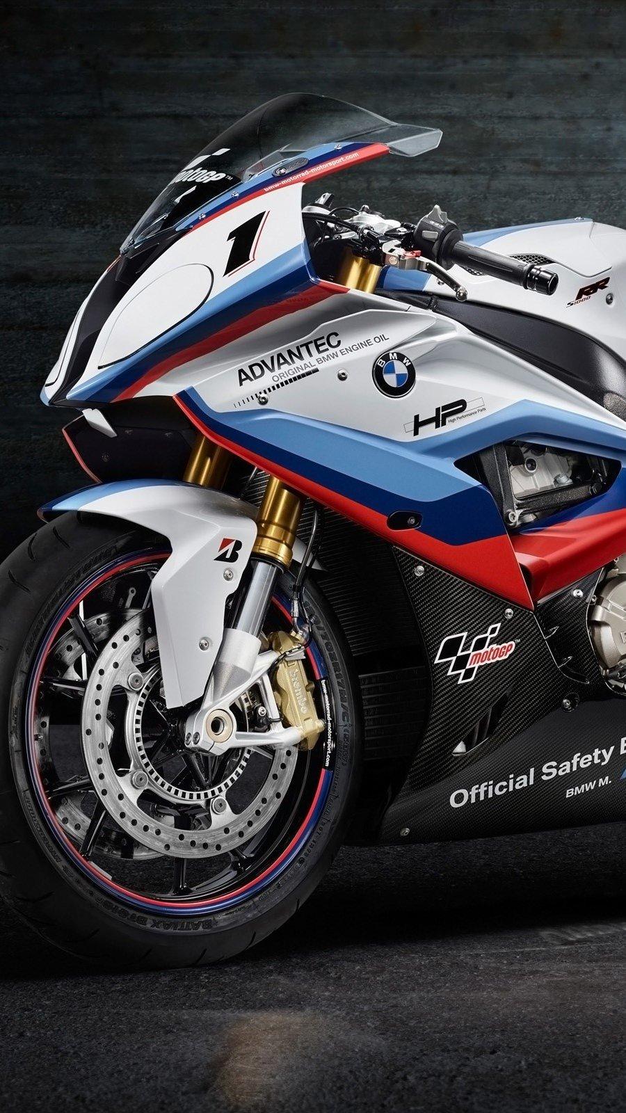 Fondos de pantalla BMW M4 MotoGP safety Vertical